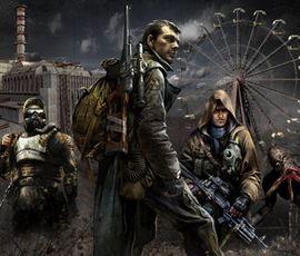 Студия GSC_Game World официально анонсировала игру S.T.A.L.K.E.R. 2