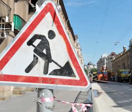 С 18 мая в Петербурге введут новые ограничения движения