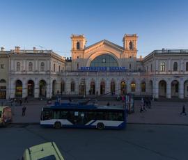 На Балтийском вокзале задержан вор-рецидивист