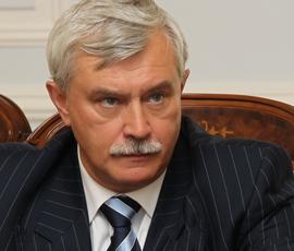 Полтавченко просят остановить дрожь стекол в домах у парка 300-летия