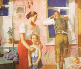 В Русском музее покажут малоизвестные произведения Петрова-Водкина