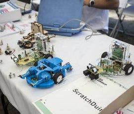В Петербурге пройдет фестиваль робототехники для детей