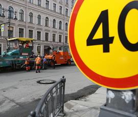 В Петербурге с 19 мая появятся новые ограничения движения