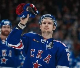 """Шипачев уходит из СКА в """"Динамо"""""""