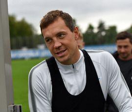 Эксперт: Дзюба может вернуться в сборную России в ноябре
