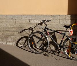 Разбойник на велосипеде ограбил салон связи на Типанова