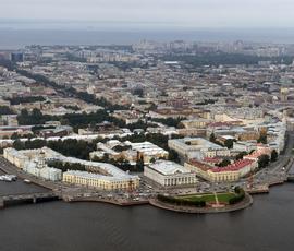Над Петербургом ограничат полеты во время ЧМ-2018