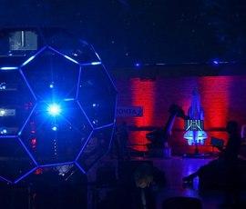 Новый планетарий в Петербурге закрыли на несколько дней