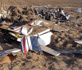 По факту крушения Су-29 в Ленобласти возбудили уголовное дело