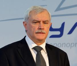 Полтавченко заявил о готовности к новому губернаторскому сроку
