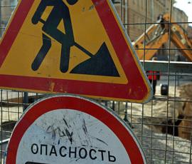 Новые транспортные ограничения вводят в Петербурге с 26 мая