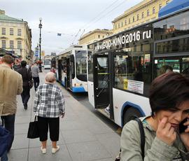 Троллейбус № 37 в ночь на 27 мая будет курсировать без перерыва