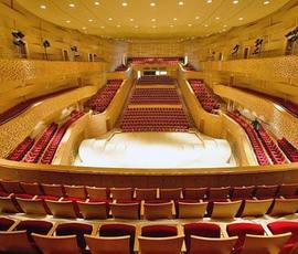 Реконструкция концертного зала Мариинского театра обойдется в 80 млн рублей