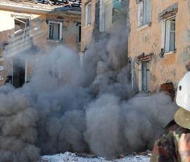 СМИ сообщили о гибели людей при обрушении дома в Саранске