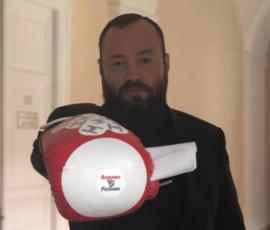 """""""Выходи биться, Леша"""": депутат из Петербурга вызвал на рэп-баттл Навального"""