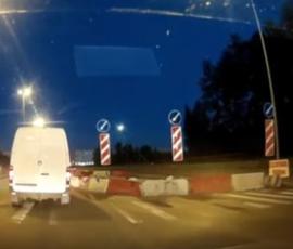 Петербуржцы увидели НЛО