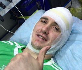 """Голкипер """"Зенита"""" Андрей Лунев записал видеообращение к фанатам"""