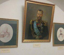 В Артиллерийском музее открылась выставка к юбилею Русского военно-исторического общества