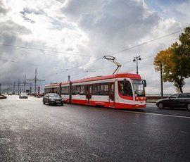 По Невскому и Красногвардейскому районам завтра проедет сторителлинг-трамвай