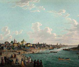 Инженерный замок покажет французский взгляд на Москву времен Екатерины II и Павла I