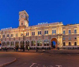 На Московском вокзале задержали предполагаемого убийцу из Балашихи