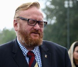Госдума остудила пыл Милонова