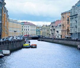 Петербург назван лучшим городом России для поездки на выходные