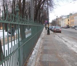 В Петербурге появился сквер Елены Образцовой