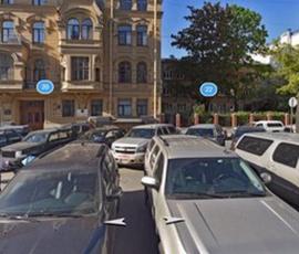 США ждут объяснений от МИД РФ по поводу исчезновения парковки в Петербурге