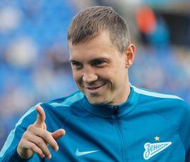 Манчини обещает снять проклятие с Дзюбы, который не выигрывал чемпионат России