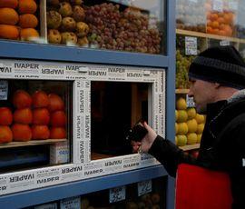 В Петербурге легальные киоски помечают QR-кодами
