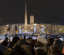 На Московском вокзале мужчине сломали челюсть