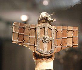 Якутские золото и платину будут 10 дней показывать в Этнографическом музее
