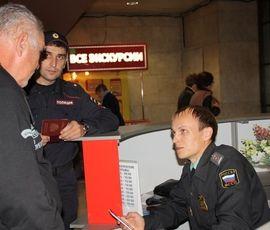 На Московском вокзале ловили должников