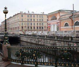 В Петербурге открыли обновленное Трехмостье