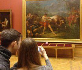 В Инженерном замке представят дополненную реальность российских музеев