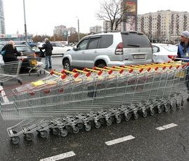 """Супермаркеты """"О'кей"""" погибли в схватке """"Пятерочки"""" и """"Магнита"""""""