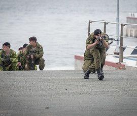Россия создаст в Сирии военно-морскую базу