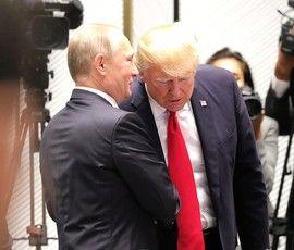 Путин после пресс-конференции поговорил с Трампом