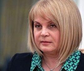 Элла Памфилова ждет сюрпризов на выборах президента