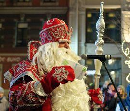 Российскому Деду Морозу не платят пенсию