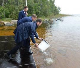Кержаков загладил вину за незаконную рыбалку в Карелии