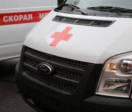 Ребенок пострадал в ДТП в Отрадном