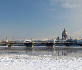 Новая неделя в Петербурге начнется с морозов