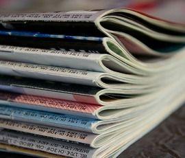 Приезжий обчистил книжный на Московском вокзале, спрятав журналы в рукава
