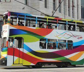Скоростной трамвай до Петергофа обойдется в 18 млрд рублей