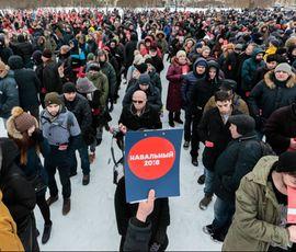 В Петербурге проголосовали за выдвижение Навального