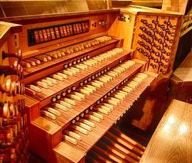 Международный органный фестиваль стартовал в Петербурге