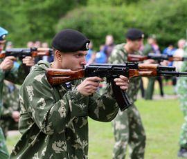 Опрос показал рекордный уровень одобрения российской армии