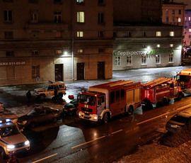 """Пострадавшие при взрыве в """"Перекрестке"""" госпитализированы, один в тяжелом состоянии"""